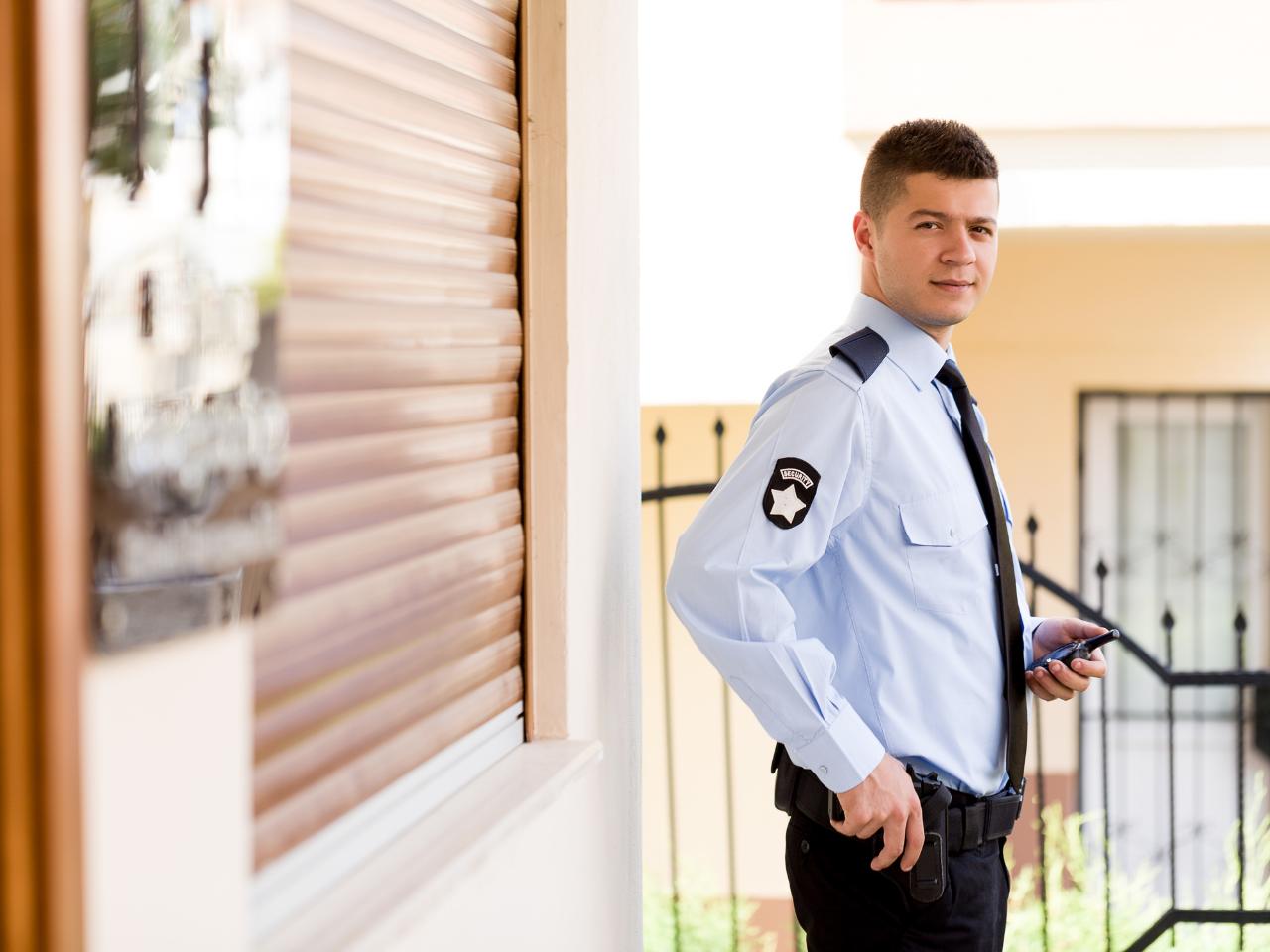 Szkolenie z zakresu bezpiecznego i fachowego posługiwania się bronią palną dla Pracowników Ochrony Fizycznej